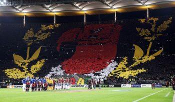 27.02.2014, Fussball, Europa League, Eintracht Frankfurt - FC Porto