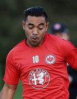 05.01.2016, Fussball, Trainingslager Eintracht Frankfurt in Abu Dhabi - Tag 2