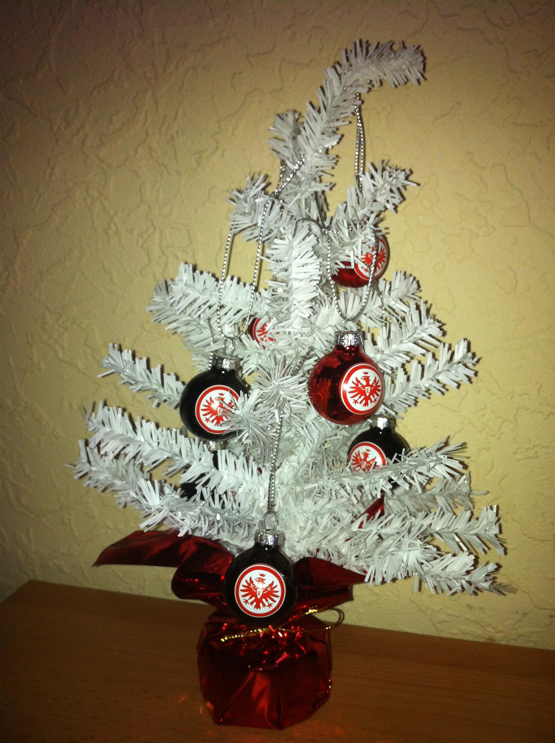Weihnachtsbaum Frankfurt.Eintracht Weihnachtsbaum Sge4ever De Das Onlinemagazin über