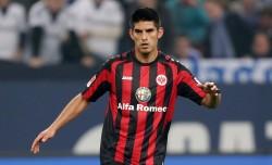 11.04.2014, Fussball, 1. BL, FC Schalke 04 - Eintracht Frankfurt