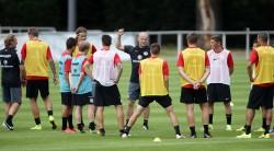 14.07.2014, Fussball, 1. BL, Training Eintracht Frankfurt