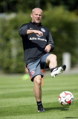 15.07.2014, Fussball, 1. BL, Training Eintracht Frankfurt