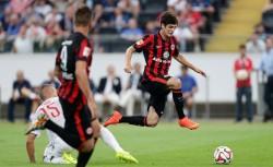 10.08.2014, Fussball, Testspiel, Eintracht Frankfurt - Inter Mailand