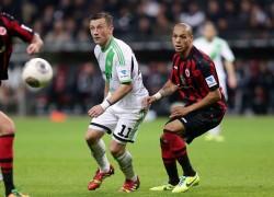 02.11.2013, Fussball, 1. BL, Eintracht Frankfurt - VfL Wolfsburg