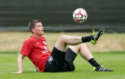 05.07.2014, Fussball, 1. BL, Training Eintracht Frankfurt