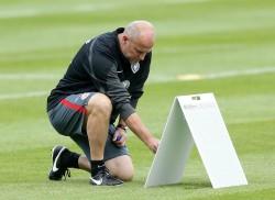 07.08.2014, Fussball, 1. BL, Training Eintracht Frankfurt