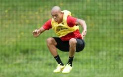 13.08.2014, Fussball, 1. BL, Training Eintracht Frankfurt
