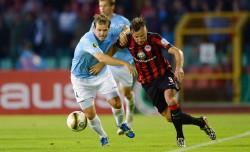 16.08.2014, Fussball, DFB-Pokal, Viktoria Berlin - Eintracht Frankfurt