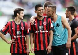 30.08.2014, Fussball, 1. BL, VfL Wolfsburg - Eintracht Frankfurt