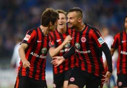 28.09.2014, Fussball, 1. BL, HSV - Eintracht Frankfurt