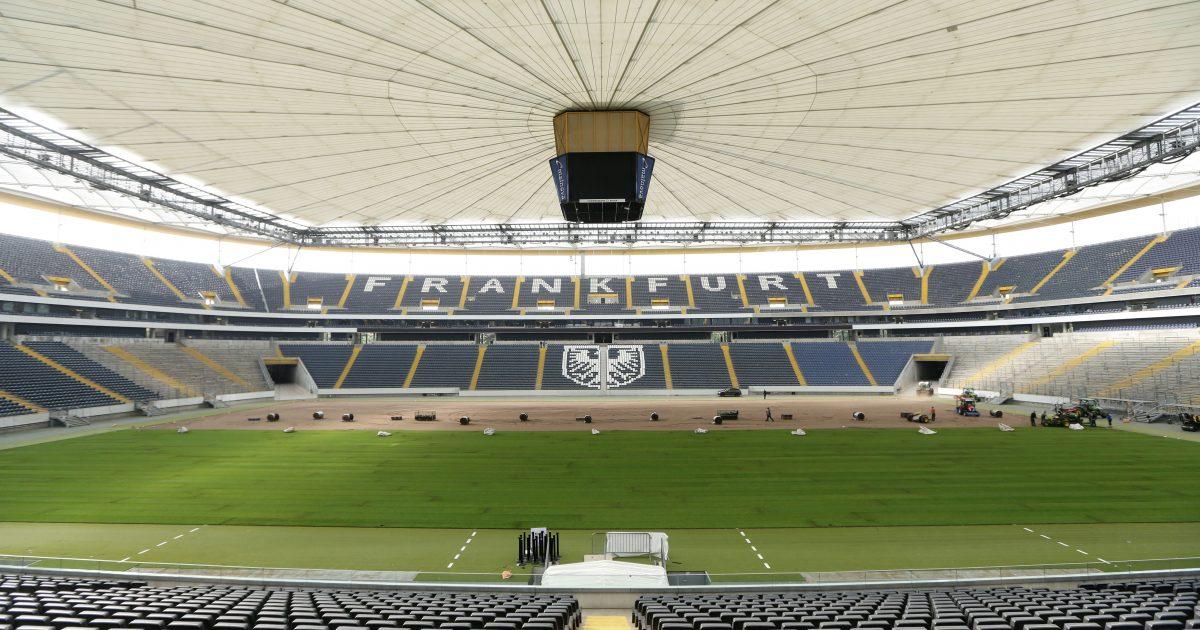 stadion name bringt eintracht neues geld. Black Bedroom Furniture Sets. Home Design Ideas