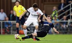 19.10.2014, Fussball, 1. BL, SC Paderborn - Eintracht Frankfurt