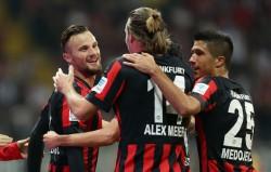 04.10.2014, Fussball, 1. BL, Eintracht Frankfurt - 1. FC Köln