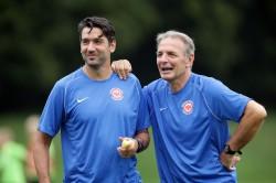 29.07.2014, Fussball, 1. BL, Training Eintracht Frankfurt