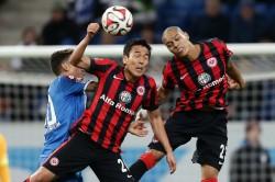 12.12.2014, Fussball, 1. BL, TSG Hoffenheim - Eintracht Frankfurt