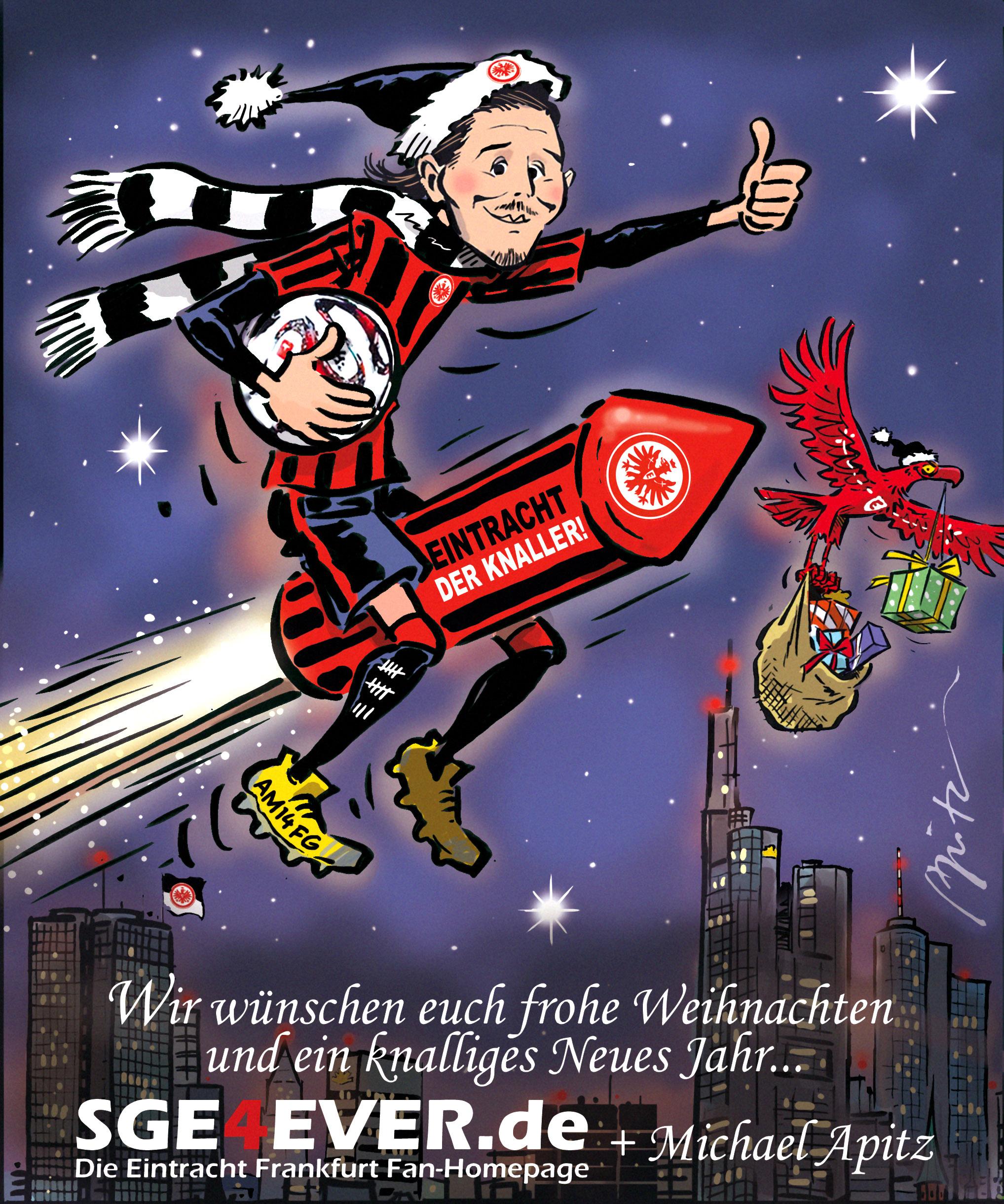 Sonderedition - Torrakete Meier Weihnachten/Silvester 2014