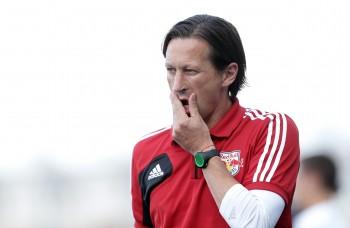 07.08.2012, Fussball, Testspiel, Eintracht Frankfurt - Red Bull Salzburg