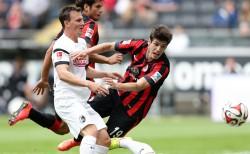 23.08.2014, Fussball, 1. BL, Eintracht Frankfurt - SC Freiburg
