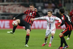 28.02.2015, Fussball, 1. BL, Eintracht Frankfurt - HSV