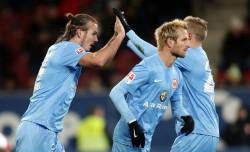 08.02.2015, Fussball, 1. BL, FC Augsburg - Eintracht Frankfurt