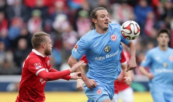 Alex Meier verpasste das Saisonende verletzungsbedingt.