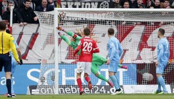 21.02.2015, Fussball, 1. BL, FSV Mainz 05 - Eintracht Frankfurt
