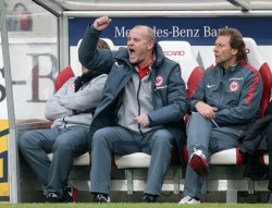 21.03.2015, Fussball, 1. BL, VfB Stuttgart - Eintracht Frankfurt