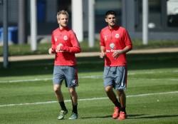 Die Abgänge von Stefan Augen (links) und Carlos Zambrano (rechts) sorgten für Unmut bei vielen Eintracht-Fans.