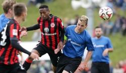 26.05.2015, Fussball, Freundschaftsspiel, KSC Volkartshain/Völzberg - Eintracht Frankfurt