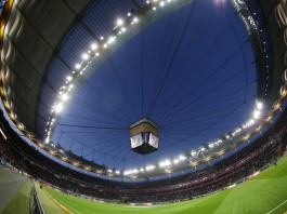 Das Euroleague-Finale 2019 findet nicht in der Frankfurter Arena statt.