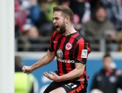 14.03.2015, Fussball, 1. BL, Eintracht Frankfurt - SC Paderborn