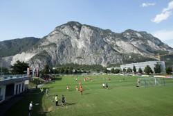 07.07.2015, Testspiel FC Wacker Innsbruck II - Eintracht Frankfurt