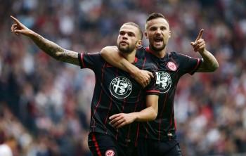 12.09.2015, Fussball, 1. BL, Eintracht Frankfurt - 1. FC Köln