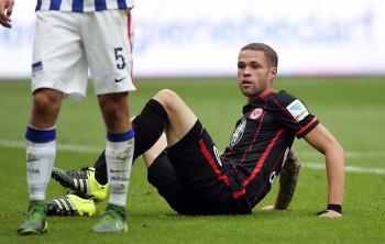 Bekam gegen den FC Ingolstadt kein Bein auf den Boden. Angreifer Luc Castaignos.