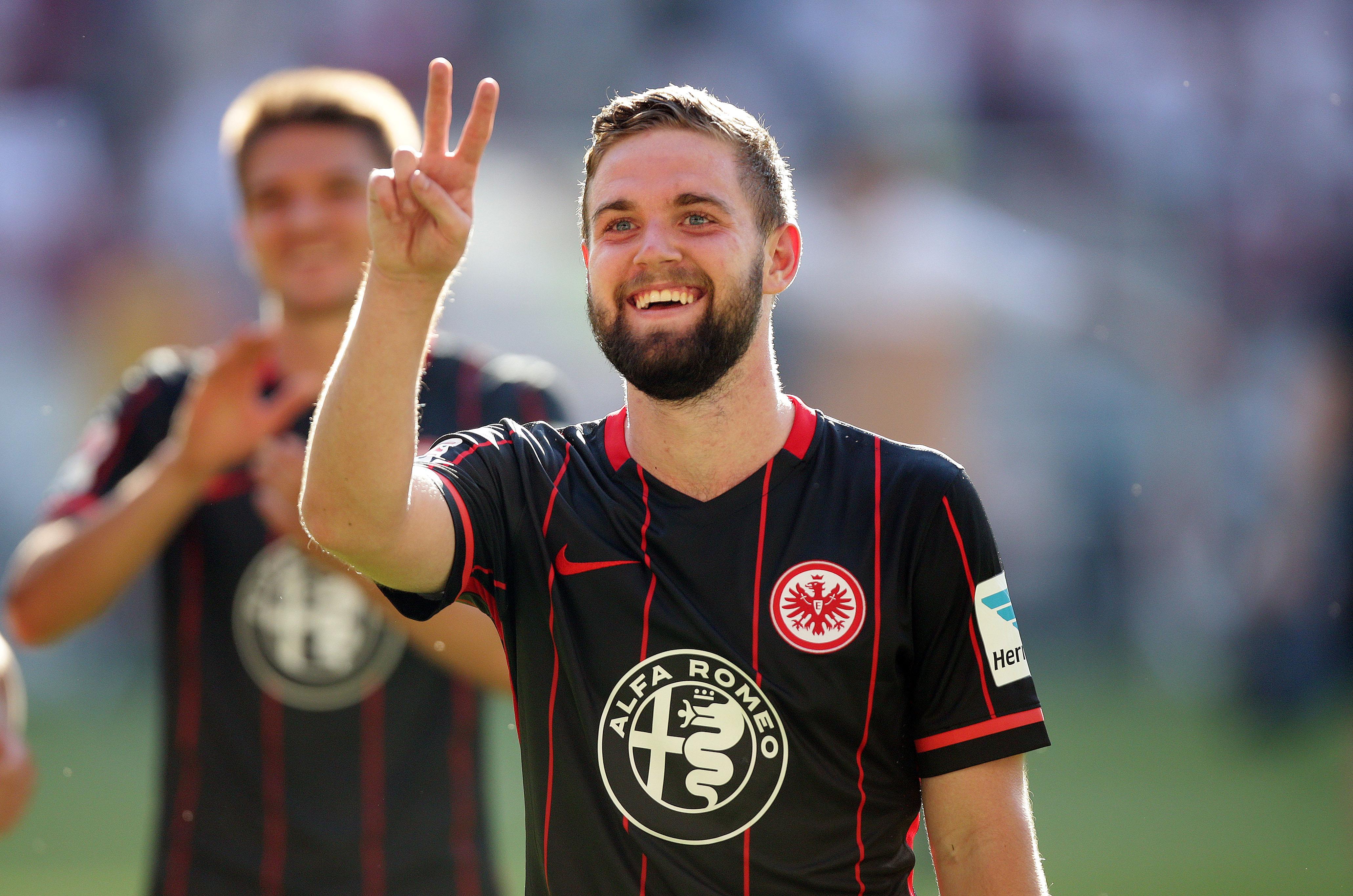 Eintracht Frankfurt Stendera