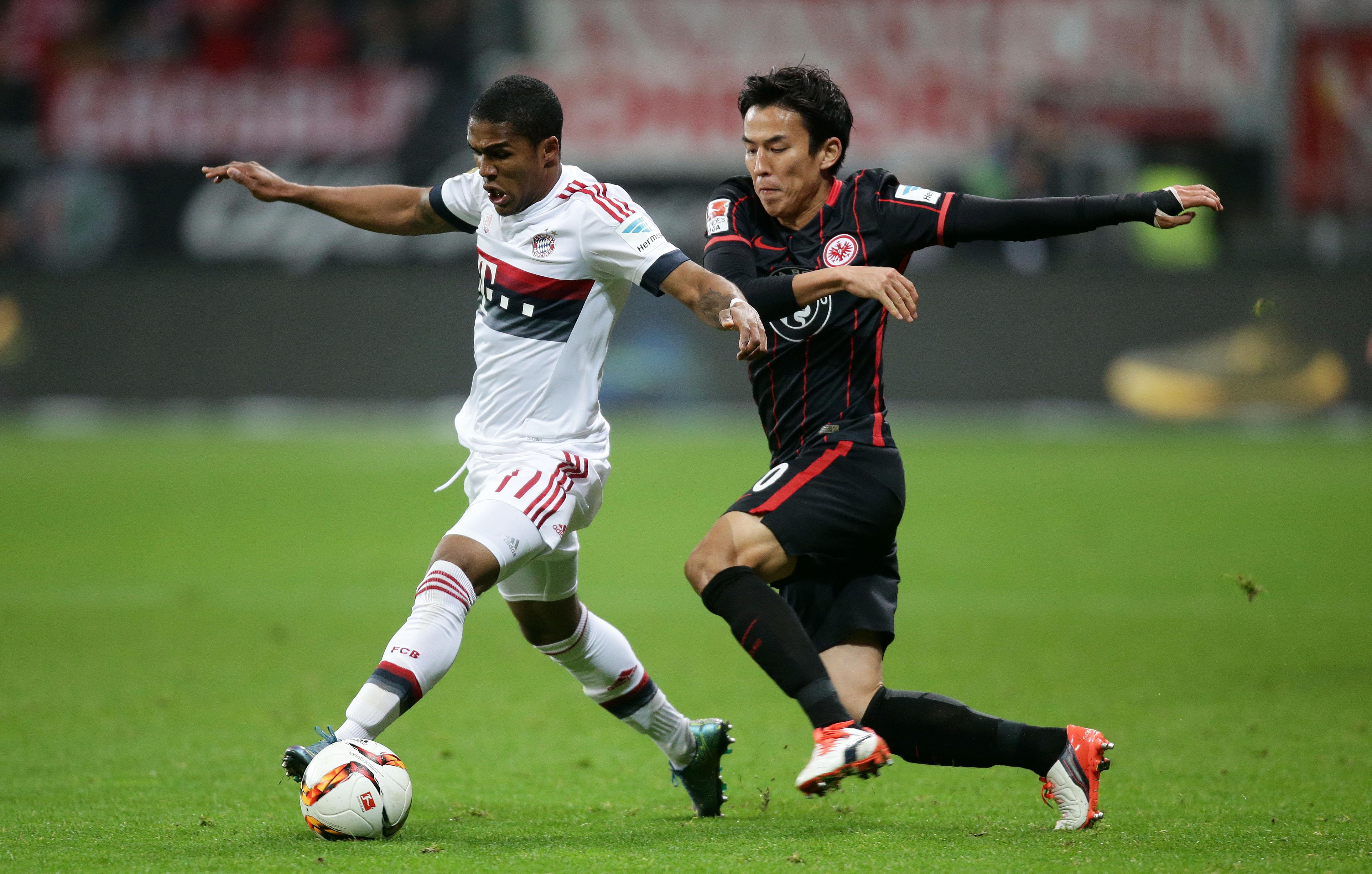 Eintracht Gegen Bayern