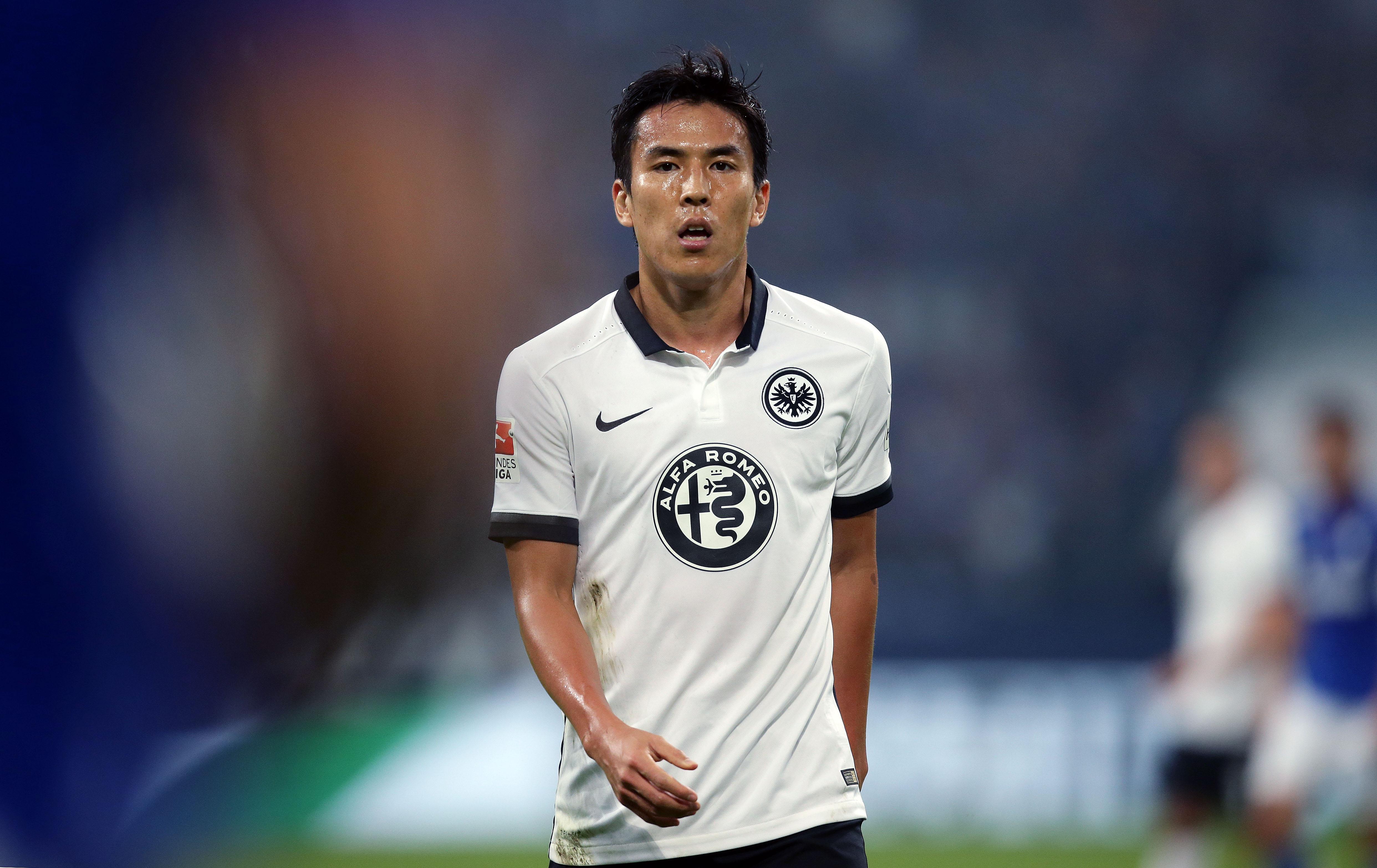 Eintracht Frankfurt Hasebe