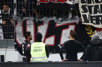 28.11.2015, Fussball, 1. BL, FSV Mainz 05 - Eintracht Frankfurt