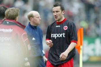 Ingo Hertzsch musste gegen Bremen verletzt vom Feld.