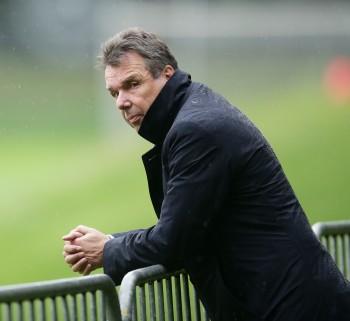 Heribert Bruchhagen wird der Bundesliga erhalten bleiben. In welcher Form, kann er derzeit noch nicht verraten.