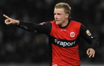 """Spielte und kämpfte zwei Saisons für die Eintracht und wurde als """"Iron-Maik"""" von den Fans gefeiert: Maik Franz"""