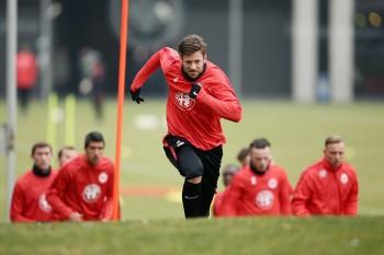 Wird von Trainer Niko Kovac in der Innenverteidigung gesehen und eingesetzt: Marco Russ.