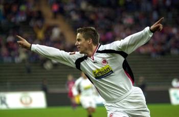 Jan-Aage Fjörtoft ließ das Waldstadion am 29.05.1999 beben!
