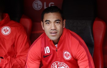 Marco Fabián saß unter Niko Kovac meistens nur noch auf der Bank!