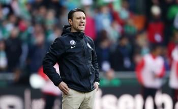 Niko Kovac wird genau hinschauen, wie sich die Eintracht entwickelt!