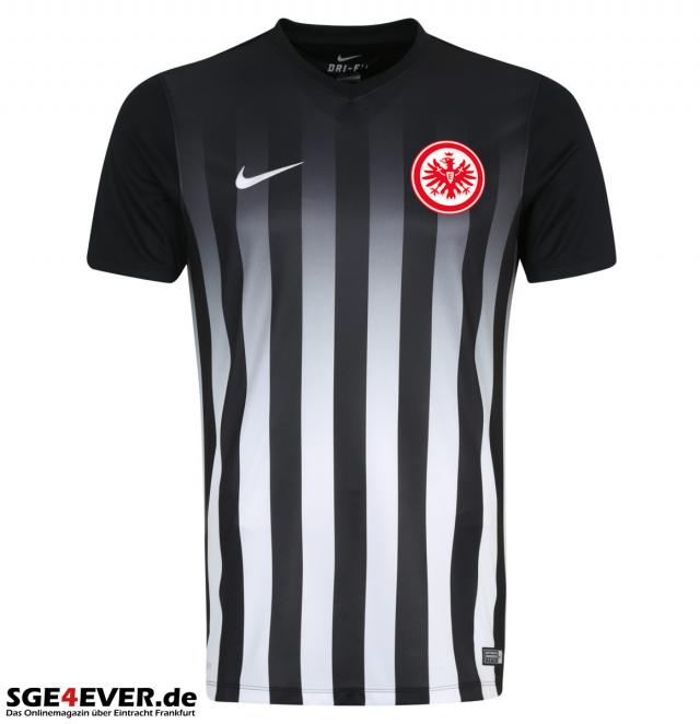 Neues Eintracht Frankfurt Trikot