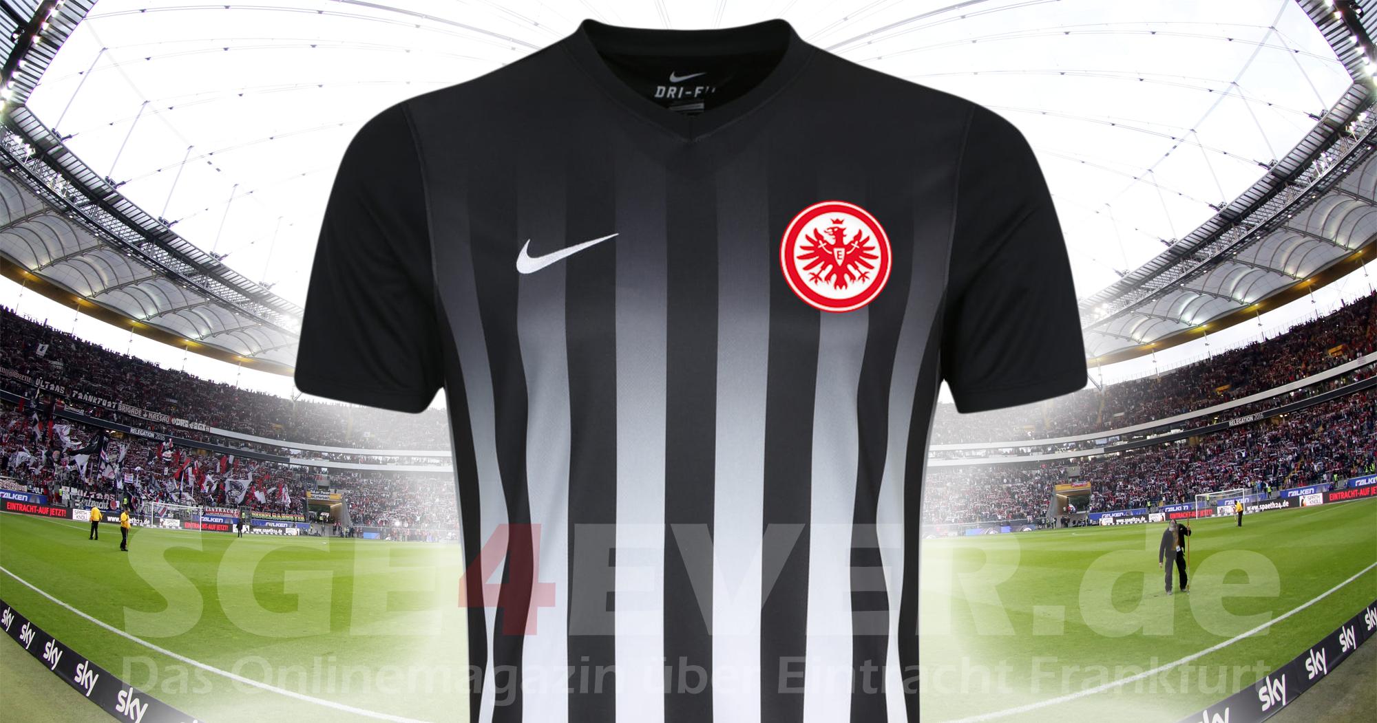 Eintracht Frankfurt Trikot 14/15
