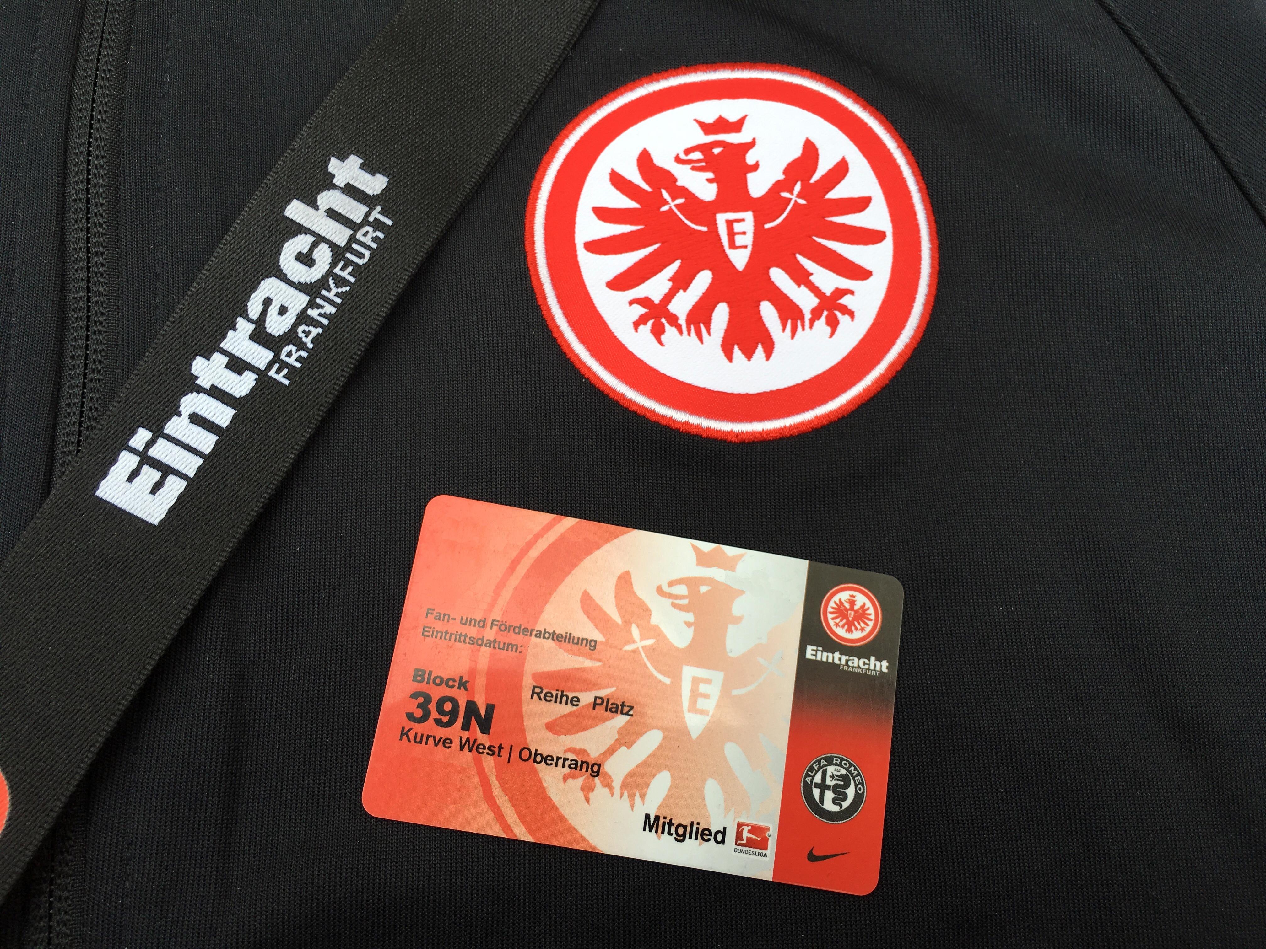 Dauerkarten Eintracht Frankfurt