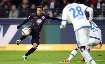 Möchte sich in Frankfurt durchsetzen und seine Ballkünste als Stammspieler zeigen: Marco Fabián.