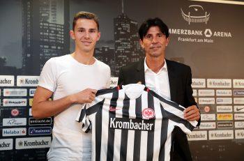 Der Kontakt zwischen Bruno Hübner (re.) und Branimir Hrgota (li.) bestand schon länger
